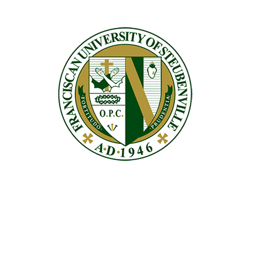 franciscan university colored seal