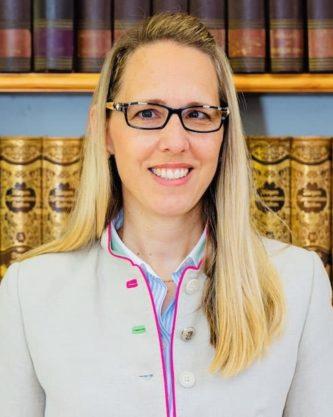 Dr. Katharina Westerhorstmann, theology professor